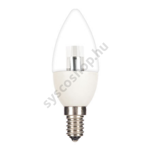LED 4.5W/827/E14 220-240V B35/CLS Energy Smart Candle Dimmable - GE/Tungsram - 18503