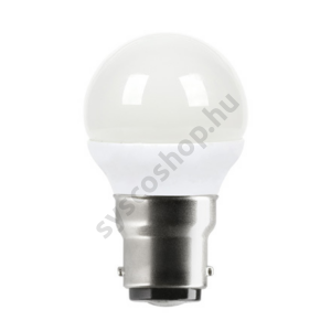 LED 4.5W/827/B22 220-240V P45/FR Energy Smart Spherical Dimmable - GE/Tungsram - 18616