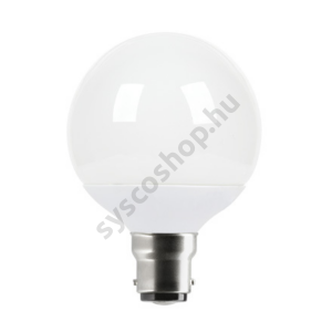 LED 4.5W/827/B22 220-240V G80/FR Energy Smart Globe Dimmable - GE/Tungsram - 18663