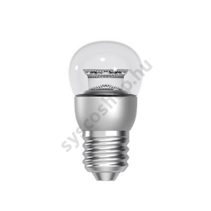 LED 4W/827 E27 220-240V P45/CLS Energy Smart - Crown Deco Dimmable - GE/Tungsram - 93030258