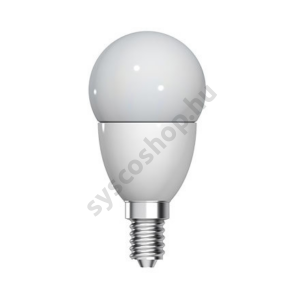 LED 4W/827/E14 220-240V P45/FR Energy Smart - Crown Deco Dimmable - GE/Tungsram - 93030257