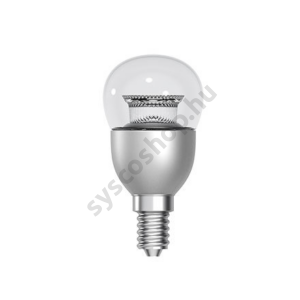 LED 4W/827/E14 220-240V P45/CLS Energy Smart - Crown Deco Dimmable - GE/Tungsram - 93030256