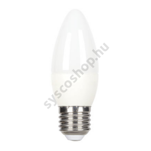 LED 6W/827/E27 220-240V B35/FR 1/10 Energy Smart Candle Dimmable - GE/Tungsram - 84537