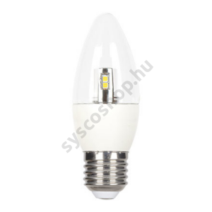 LED 6W/827/E27 220-240V B35/CLS 1/10 Energy Smart Candle Dimmable - GE/Tungsram - 84547
