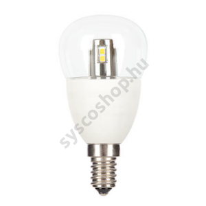 LED 6W/827/E14 220-240V P45/CLS 1/6 Energy Smart Spherical Dimmable - GE/Tungsram - 84555