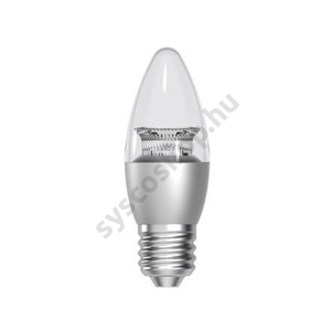LED 6W/827/E27 220-240V B35/CLS 1/10 Energy Smart - Crown Deco Dimmable Candle - GE/Tungsram - 93030253