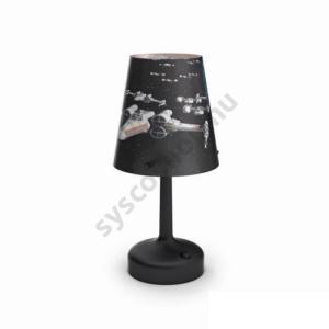 LED-es asztali lámpa Disney STAR WARS X-szárnyú vadász Philips - 71888/30/16
