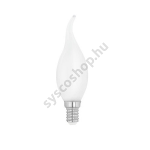 LED 4W/827 E14 Gyertya 470lm láng EGLO - 11603