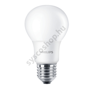LED 6W-40W/827/E27 Normál forma DimTone A60 FR Master - Philips - 929001233202