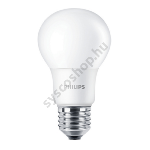 LED 8,5W-60W/827/E27 Normál forma DimTone A60 FR Master - Philips - 929001233402