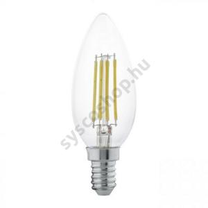LED 4W/827 E14 gyertya forma 2700K - LED filament - Eglo - 11496