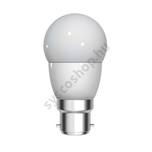 LED 4W/827/B22 220-240V P45/FR Energy Smart - Crown Deco Dimmable - GE/Tungsram - 93030255