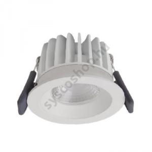 LED mélysugárzó 8W/3000K szabályozható IP44 Spot FIX WT DIM Ledvance - 4058075811256