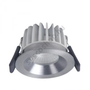 LED mélysugárzó 8W/3000K szabályozható IP44 Spot FIX SI DIM ezüst Ledvance - 4058075811294