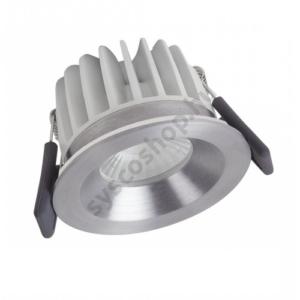 LED mélysugárzó 8W/3000K szabályozható IP65 SpotFP FIX SI DIM ezüst Ledvance - 4058075811218