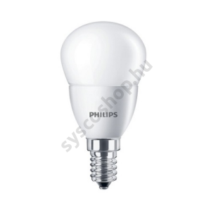 LED 7W-60W/840/E14 Kisgömb ND P48 FR CorePro - Philips - 929001325502
