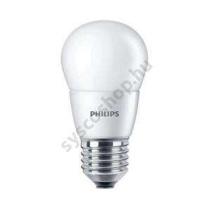LED 7W-60W/840/E27 Kisgömb ND P48 FR CorePro - Philips - 929001325602