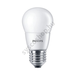 LED 7W-60W/840/E27 Kisgömb ND P48 FR CorePro - Philips - 929001325602