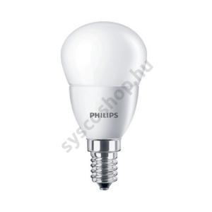 LED 7W-60W/865/E14 Kisgömb ND P48 FR CorePro - Philips - 929001394802