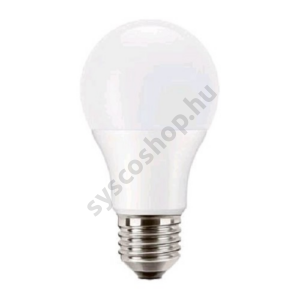 LED 8.5W/840/E27 - Normál Forma ND 60W A60 FR - - Pila (Philips brand) - 929001365231