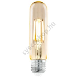 LED fényforrás 1X3,5W E27 T32 2200K borostyán LM_LED_E27 - Eglo - 11554