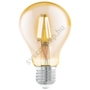 LED fényforrás 1X4W E27 A75 2200K borostyán LM_LED_E27 - Eglo - 11555