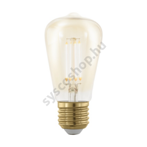LED fényforrás 1X4W E27 ST48 1700K LM_LED_E27 - Eglo - 11695