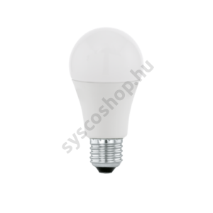 LED 9,5W/830 E27 A60 806 lm normál forma alkonykapcsolós Day&Night Eglo - 11714
