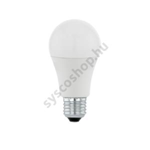 LED 9,5W/830 E27 A60 806 lm normál forma alkonykapcsolós Day & Night Eglo - 11714