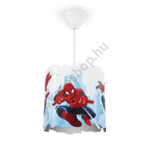 Függeszték Kék 1x23W 230V Marvel - Spiderman - Disney Philips - 71751/40/16