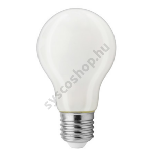 LED A60 4,5W/827/E27 470Lm 300° GLASS 220-240V F1/6TU - GE/Tungsram - 93056633