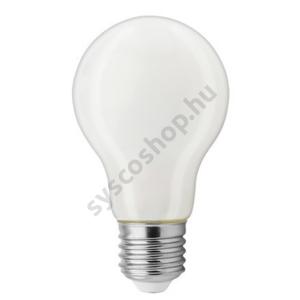 LED 8W/827 E27 normál forma 220-240V 810Lm 300° GLASS A60 1/6 TU - GE/Tungsram - 93056632