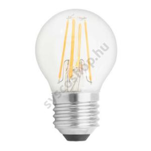 LED P45FIL 4W/827/E27 470Lm 355° 220-240V 1/6 - GE/Tungsram - 93051676