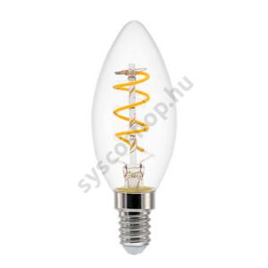 LED 3.5W/822/E14 125Lm Fil Heliax Gyertya Dim - GE/Tungsram - 93078637