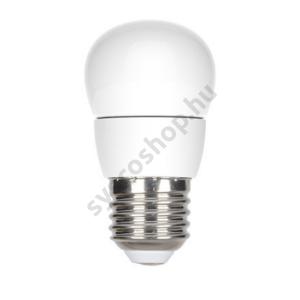 LED 5,5W/827 E27 gömb 220-240V 470lm P45 FR TU - GE/Tungsram - 93077311