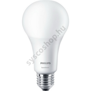 LED 14W/7W/3,5W E27 827 FR SceneSwitch - Philips - 929001336601
