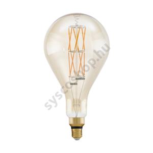 LED E27 8W 821/2100K/806lm - Eglo - 11686