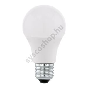 LED E27 6W 830/3000K/470lm - Eglo - 11476