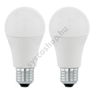 LED E27 10W 830/3000K/806lm - Eglo - 11483