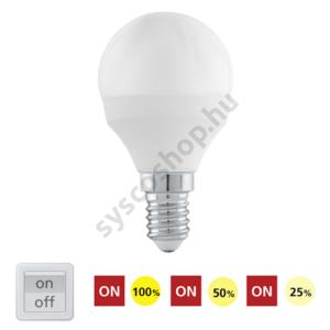 LED E14 6W 830/3000K/470lm - Eglo - 11583