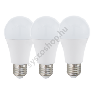 LED RGB E27 7.5W 830/3000K/470lm - Eglo - 10681
