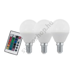 LED RGB E14 4W 830/3000K/300lm - Eglo - 10683