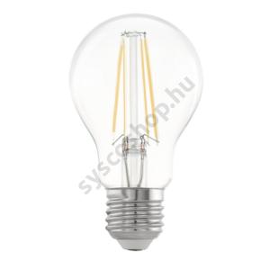 LED E27 6.5W 827/2700K/810lm - Eglo - 11534