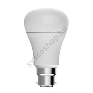 LED 7W/865 B22 normál forma 220-240V 600lm 6500K LED7/A60/BX ECO - Ge/Tungsram - 93058238
