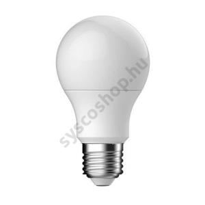 LED 7W/827 E27 normál forma 220-240V 470lm 2700K LED7/A60/BX ECO - Ge/Tungsram - 93063990
