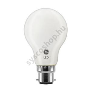 LED 8W/840 B22 normál forma 850lm 4000K LEDGlass A60 - Ge/Tungsram - 93074741