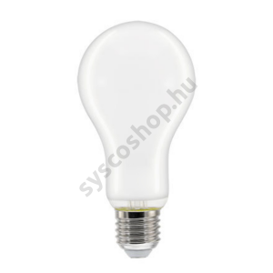 LED 13W/827 E27 1521lm 2700K LEDTU GLASS A67 HBX - Ge/Tungsram - 93090781
