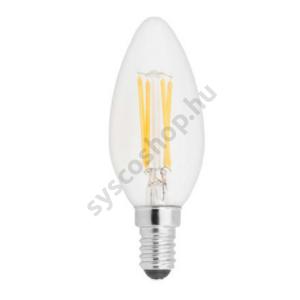 LED 4W/827 E14 470lm 2700K LED4/B35 FIL/220-240V 1/10 TU - Ge/Tungsram - 93091957