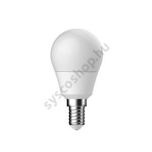 LED 5.5W/865 E14 gömb 220-240V 500lm 6500K LED5.5/P45/FR TU - Ge/Tungsram - 93063989