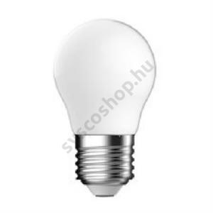 LED 2.5W/827 E27 2700K LED2.5/P45/220-240V/FR gömb - Ge/Tungsram - 93115546